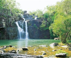 Cedar Creek Falls - Accommodation Redcliffe
