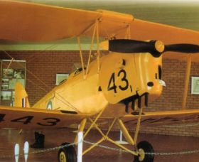 Tiger Moth Memorial - Accommodation Redcliffe