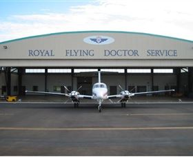 Royal Flying Doctor Service Dubbo Base Education Centre Dubbo - Accommodation Redcliffe