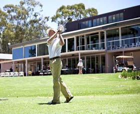 Dubbo Golf Club - Accommodation Redcliffe