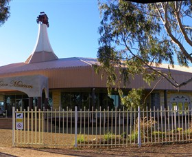McFeeters Motor Museum and Visitor Information Centre - Accommodation Redcliffe