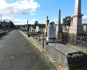 Ballarat General Cemeteries - Accommodation Redcliffe