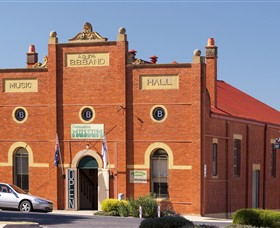 Corowa Federation Museum - Accommodation Redcliffe