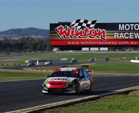 Winton Motor Raceway - Accommodation Redcliffe