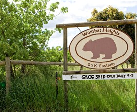 Wombat Heights Orchard and Grog Shed - Accommodation Redcliffe