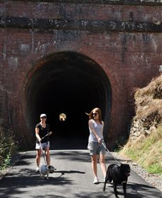 Cheviot Tunnel - Accommodation Redcliffe