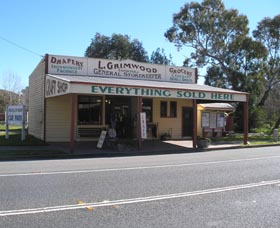 Grimwoods Store Craft Shop - Accommodation Redcliffe