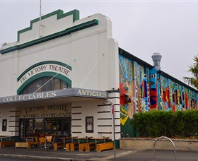 The Victory Theatre Antique Centre - Accommodation Redcliffe