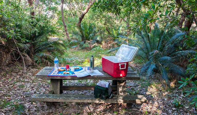 Little Llangothlin picnic area - Accommodation Redcliffe