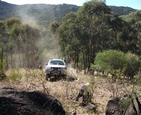 Geraldine 4WD Recreation Park - Accommodation Redcliffe