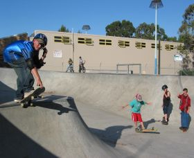 Goulburn Skate Park - Accommodation Redcliffe
