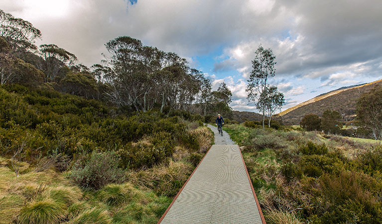 Thredbo Valley track - Accommodation Redcliffe