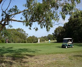 Leongatha Golf Club - Accommodation Redcliffe