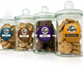 Snowy Mountains Cookies - Accommodation Redcliffe