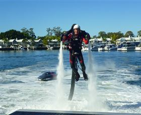 Jetpack Adventures - Accommodation Redcliffe