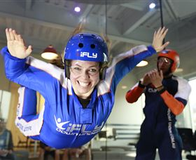 iFly Indoor Skydiving - Accommodation Redcliffe