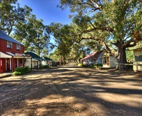 The Australiana Pioneer Village - Accommodation Redcliffe