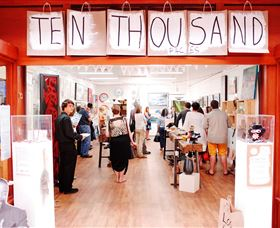 Ten Thousand Paces Gallery - Accommodation Redcliffe