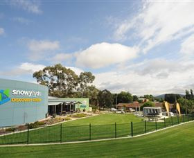 Snowy Mountains Hydro Discovery Centre - Accommodation Redcliffe