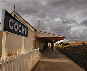 Cooma Monaro Railway - Accommodation Redcliffe