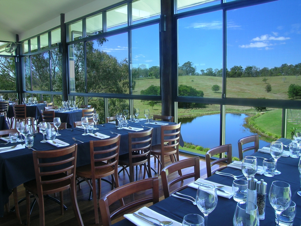 Ocean View Estates Winery and Restaurant - Accommodation Redcliffe