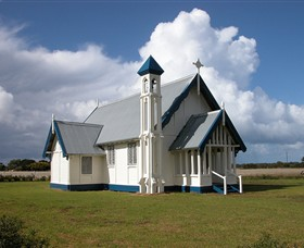 Tarraville Church - Accommodation Redcliffe
