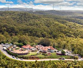 Brisbane Lookout Mount Coot-tha - Accommodation Redcliffe
