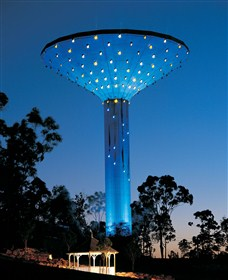 Wineglass Water Tower - Accommodation Redcliffe