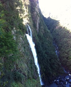 Ellenborough Falls - Accommodation Redcliffe