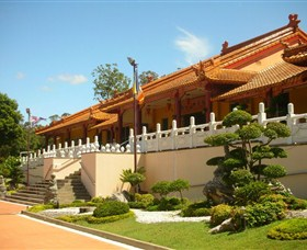 Chung Tian Temple - Accommodation Redcliffe