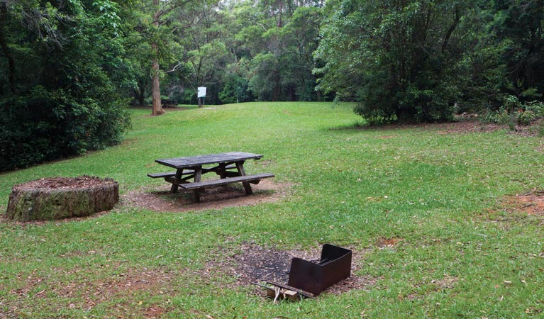 Never Never picnic area - Accommodation Redcliffe