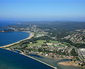 Kayaking Broulee - Accommodation Redcliffe