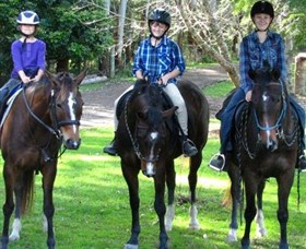 Kings Creek Saddle Club - Accommodation Redcliffe