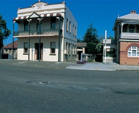 Wingham Self-Guided Heritage Walk - Accommodation Redcliffe