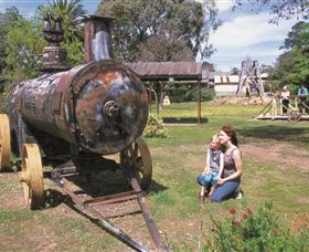 Greenbushes Mining Historical Park - Accommodation Redcliffe