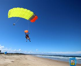 Skydive Oz Batemans Bay - Accommodation Redcliffe