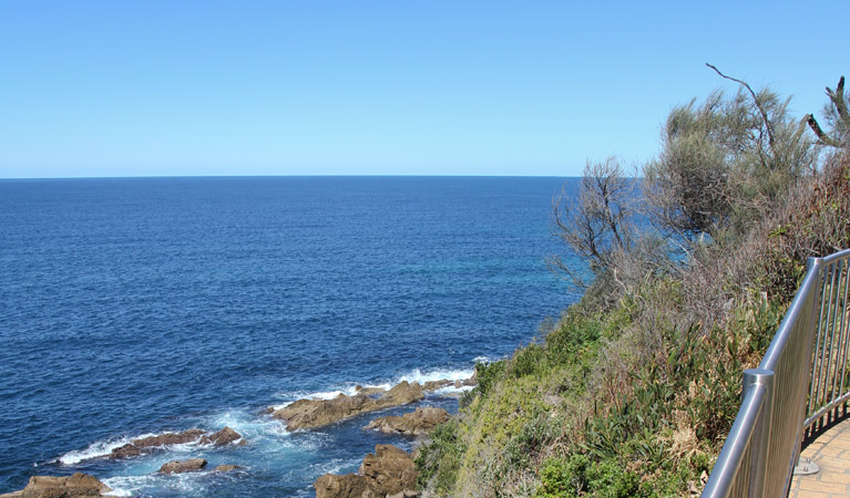 Moruya Heads lookout - Accommodation Redcliffe