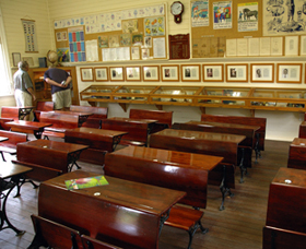 Alumny Creek School Museum and Reserve - Accommodation Redcliffe