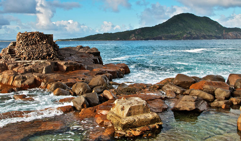 Tomaree National Park - Accommodation Redcliffe