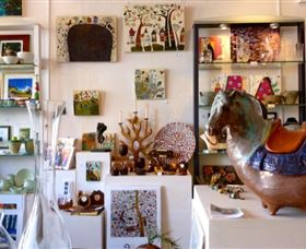 Art Aspects Gallery - Accommodation Redcliffe