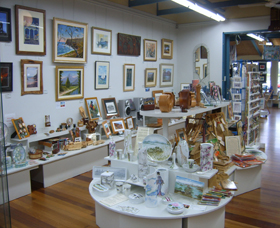 Ferry Park Gallery - Accommodation Redcliffe