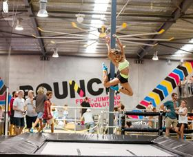 Bounce Inc Trampoline Park - Accommodation Redcliffe