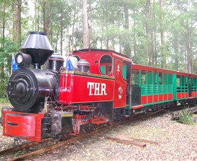 Timbertown Heritage Theme Park - Accommodation Redcliffe