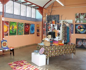 Dunghutti Ngaku Aboriginal Art Gallery - Accommodation Redcliffe