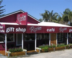 Rosies Cafe and Gallery - Accommodation Redcliffe