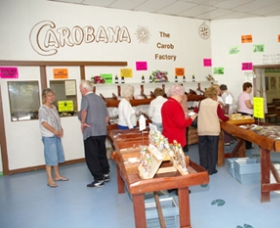 Carobana Confectionery - Accommodation Redcliffe