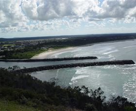 Razorback Lookout Evans Head - Accommodation Redcliffe