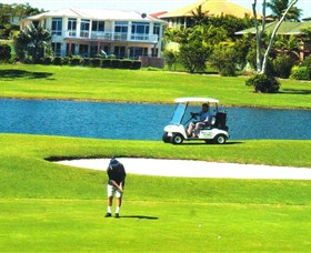 Emerald Downs Golf Course - Accommodation Redcliffe