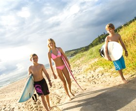 Ballina Surfing Beaches - Accommodation Redcliffe