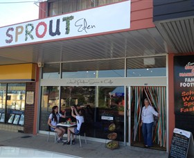 Sprout Eden - Accommodation Redcliffe